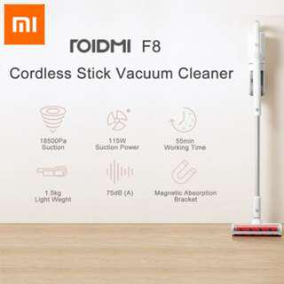 [Ready Stock] Xiaomi Roidmi F8 Storm Cordless Smart Vacuum Cleaner