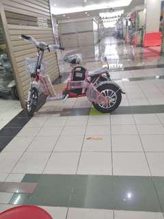 Sepeda listrik hiperaider