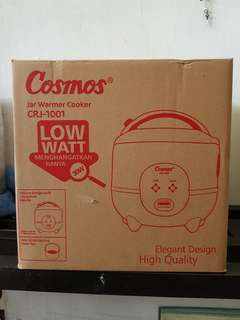 Cosmos jar warmer low watt
