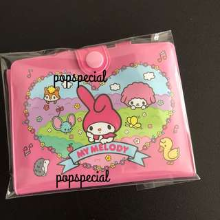 Last Pouch @$12.80 My Melody Pouch With papers