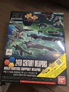 Hg gundam build fighters 武器