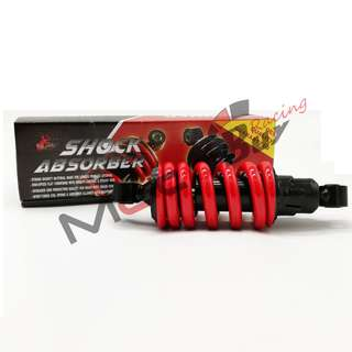RS150R REDCICAK RACING SHOCK ABSORBER (MODIFY TO LOWER BODY) 220MM - RED