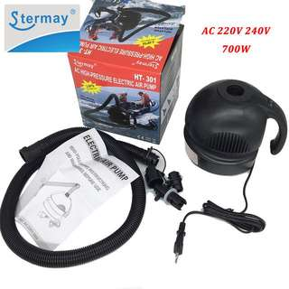 2 sets - Stermay AC High Pressure Electric air pump going @ $30 each!!!