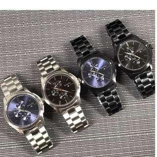 義大利品牌 Gucci Watch 最新款專櫃同歩發售 石英運動男士手錶 腕錶 原盒包裝 (WT89)