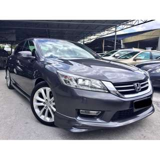 2015 Honda ACCORD 2.4 VTi-L (A) UNDER WARNTY HONDA