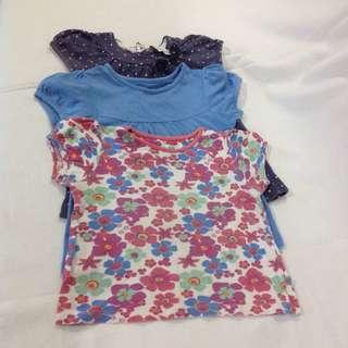 Tops & Dress Set
