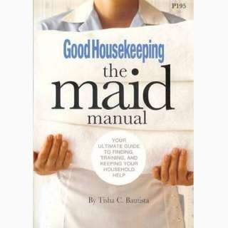 GOOD HOUSEKEEPING'S THE MAID MANUAL