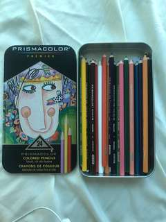 Prsimacolor Premier 24 Colour Pencils