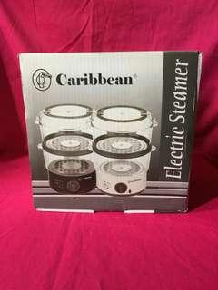 Caribbean Electric Steamer