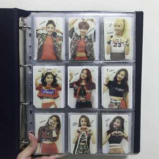 [WTS] Twice - The Story Begins Photocard Set