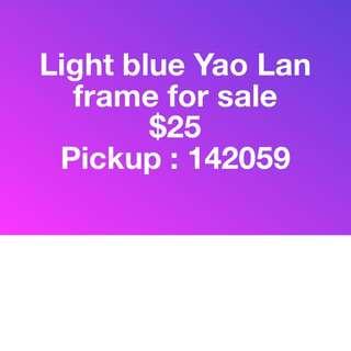 Light Blue Yao Lan For Sale