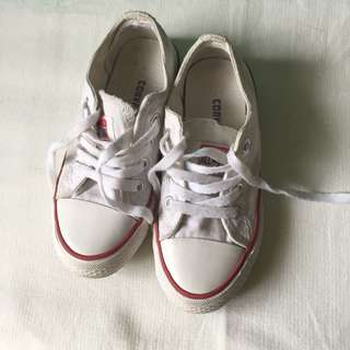 Repriced! Low Cut Converse