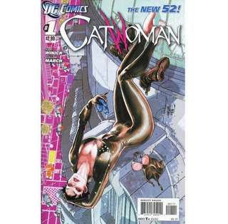 CATWOMAN #1 (2911) First issue! DC New 52