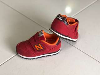 7 New Balance Baby Shoes