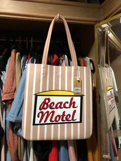 Beach Motel Tote