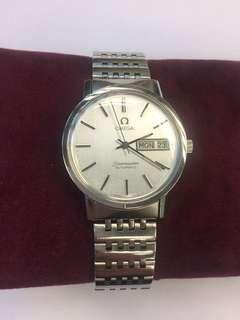 Omega 鋼帶錶