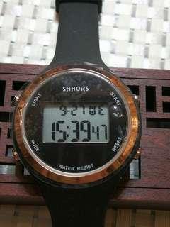電子跳字手錶