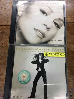 Mariah Carey  2 for $9