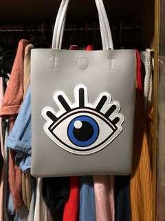 Blue Eye Tote