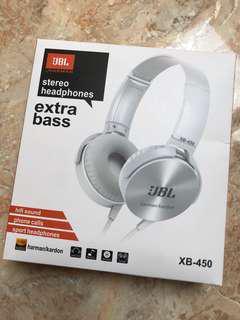 Stereo Headphone OEM JBL - White
