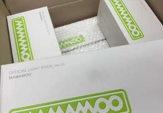 [Preorder] MAMAMOO OFFICIAL LIGHTSTICK VER 2.5