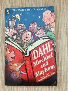 Roald Dahl michief and mayhem