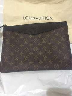 Repriced Authentic Louis Vuitton clutch