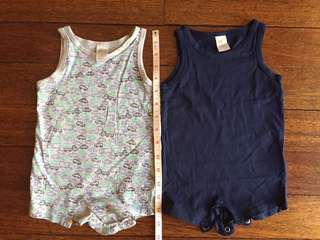 Preloved Baby Rompers