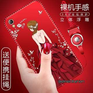 SoftCase Oppo Matte Shockproof