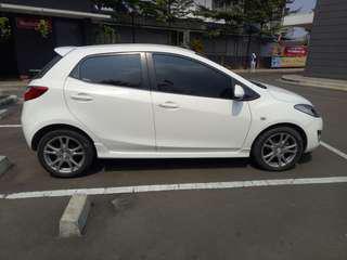 Mazda 2 Sports Matic 2013 CBU jepang