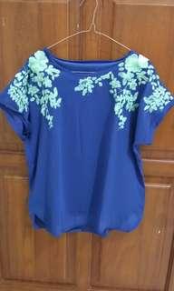 Floral top/ blouse