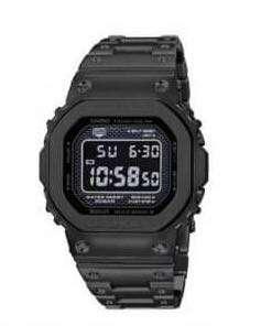 預訂 35週年限量版 G-Shock GMW-B5000GD 黑色 casio kaws gmw-b5000
