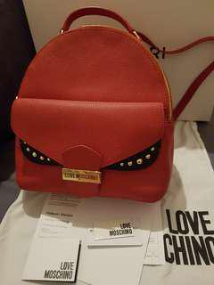 Authentic Love Moschino Backpack