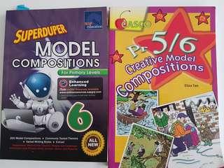 P6 Model compo books