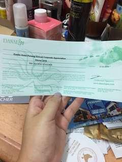 Danai Spa RM30 cash voucher