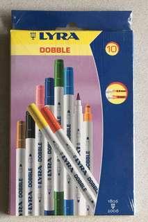 Lyra Dobble Markers