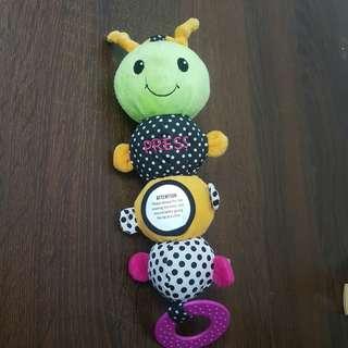 Sassy branded toy