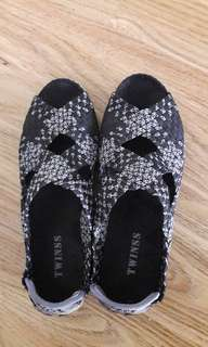 Fabric sporty casual shoes
