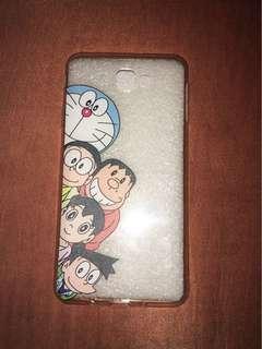 Doraemon Clear Soft Case for J7 Prime