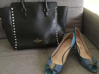 PRICE REDUCED P3K only!!! Ferragamo Shoes