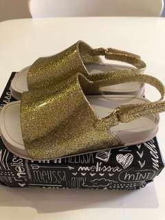Mini Melissa sepatu anak perempuan
