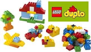 Lego Duplo 2xx件