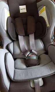 Very New Baby Car Seat