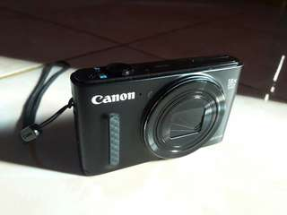 Camera canon digital 24x zoom