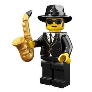LEGO Minifigures Series 11 - Saxophone Player