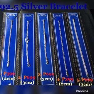 Silver bracelet 92.5 silver italy