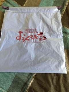 鹿兒島空港限定足湯毛巾