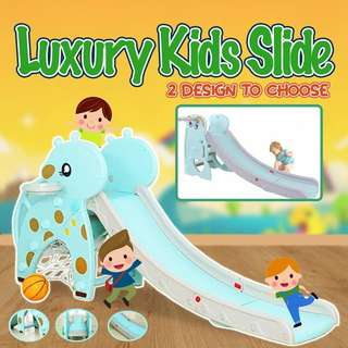 LUXURY KIDS SLIDE