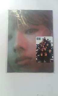 WTS Jisung postcard + ot18 pc