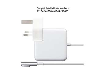 Apple 60w MagSafe Power Adapter charger For Macbook  UK Plug. No original but can be used. Band New